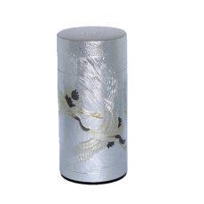 彫刻缶 鶴 375g