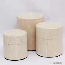 木のNuku森缶オーク平型