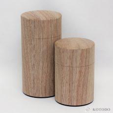 木のNuku森缶ウォールナット長型